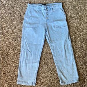 J Crew jeans size 30